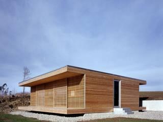 Atelier in Rottweil Moderne Häuser von lehmann_holz_bauten Modern