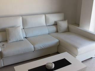 Salón Comedor Benicarlo. Rayfe. de Blanc-O Arquitectura de Interiores y Decoración Moderno