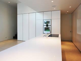 ELMS ROAD LBMVarchitects 廚房