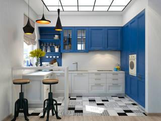 Kitchen by tatarintsevadesign,