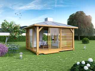 homify Garden Greenhouses & pavilions