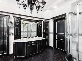 classic Bathroom by AGRAFFE design
