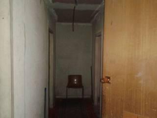 32 m2 en Madrid / Mini aparment:  de estilo  de Conejero Arquitectura