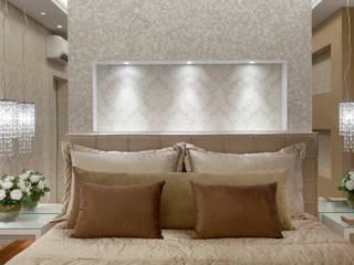 Cuartos de estilo  por Arquiteto Aquiles Nícolas Kílaris, Moderno