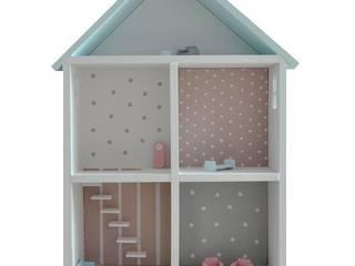 Domek dla lalek od Zuzu Design Nowoczesny