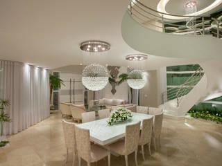 Arquiteto Aquiles Nícolas Kílaris:  tarz Yemek Odası