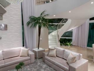Modern Living Room by Arquiteto Aquiles Nícolas Kílaris Modern