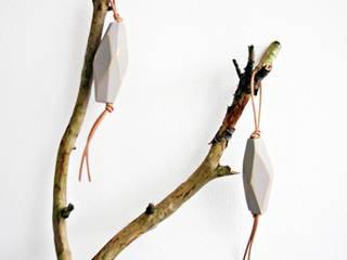 Brelok POLYGON: styl , w kategorii  zaprojektowany przez AnyTHING  Manufacture of Wood