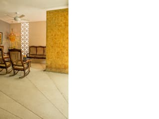 Balcones y terrazas de estilo moderno de TACO Taller de Arquitectura Contextual Moderno