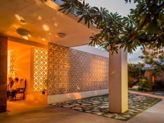 Pabellón 3e Casas modernas de TACO Taller de Arquitectura Contextual Moderno
