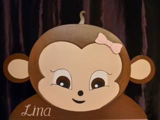 Kinderschuhregal Affe:   von HolzHase