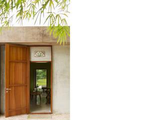 TACO Taller de Arquitectura Contextualが手掛けた家,
