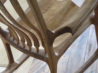 Olive ash rocking chair de Auspicious Furniture Rural