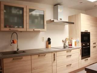 Rénovation de notre cuisine par Elinaïs Moderne