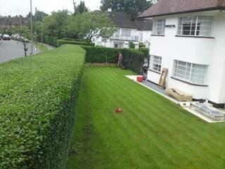 Garden maintenance:  Garden by Greenmans Yard