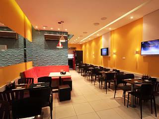 Бары и клубы в стиле модерн от Celia Beatriz Arquitetura Модерн