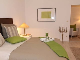 Home Staging -   leer stehende Immobilie:   von eva weiss home staging & styling