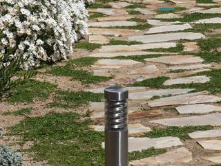 Jardines de estilo mediterráneo de LANDSHAFT Mediterráneo