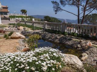 Garden by LANDSHAFT, Mediterranean