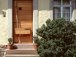 Fenêtres & Portes rustiques par Kohlbecker Gesamtplan GmbH Rustique