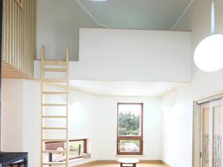 Modern dining room by 주택설계전문 디자인그룹 홈스타일토토 Modern