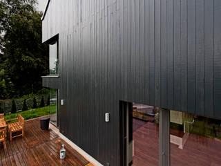 Wohnhaus 9: moderne Häuser von Kohlbecker Gesamtplan GmbH