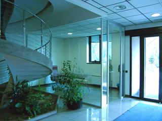 Contract Arredo Ufficio Delta Group Design di Studio Tecnico Giemme Moderno