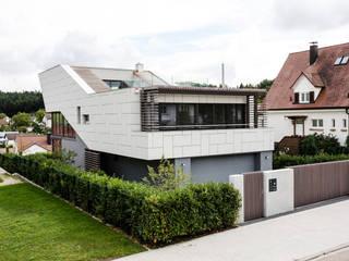 Wohnhaus 2: moderne Häuser von Kohlbecker Gesamtplan GmbH