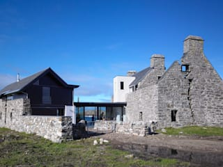 The White House, Isle of Coll WT Architecture Modern houses