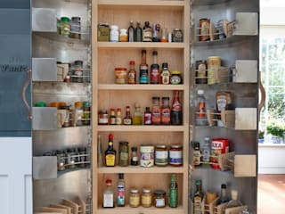 The Cupboard Johnny Grey KitchenCabinets & shelves