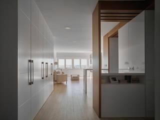 CM4 Arquitectos Modern living room