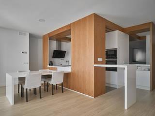 Cocina: Cocinas de estilo  de CM4 Arquitectos