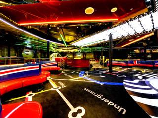 Night Club:  Bars & Clubs von AIP Innenprojekt GmbH