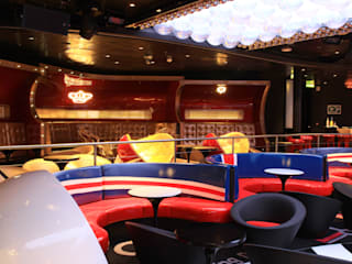 Night Club :  Bars & Clubs von AIP Innenprojekt GmbH