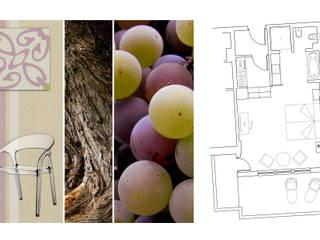 Habitaciones en Hacienda Señorío de Nevada de Marta del Valle Moderno