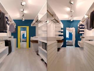 Dressing room by Студия дизайна интерьера Маши Марченко