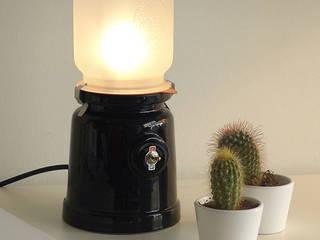 Meck lamp black:   door Kranen/Gille