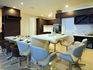 Canisio Beeck Arquiteto 現代廚房設計點子、靈感&圖片