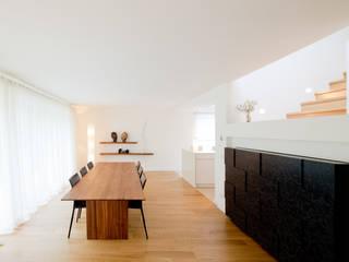 Modern dining room by Ferreira | Verfürth Architekten Modern