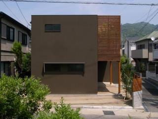 บ้านและที่อยู่อาศัย by アトリエ・ブリコラージュ一級建築士事務所