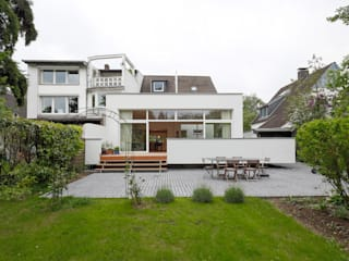 Modern houses by Ferreira | Verfürth Architekten Modern