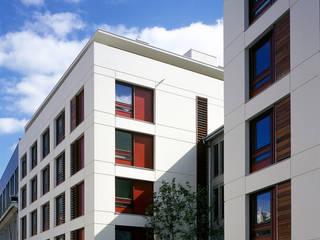 Résidence ENT Maisons modernes par bbc architectes Moderne