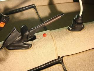 Teppich gekettelt für Autos Klassische Autohäuser von Kettelbetrieb Tesche Klassisch