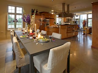 Sussex Coast Giles Jollands Architect Cucina in stile classico