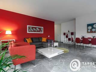 Salon de style  par Architrek