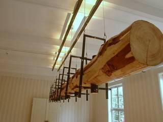 Lichtplanung für das Brauhaus in Goslar Rustikale Gastronomie von SSP SCHMITZ SCHIMINSKI Parter GbR - Planung für Raum - Licht - Design Rustikal