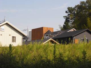 Maisons de style  par nagena , Moderne