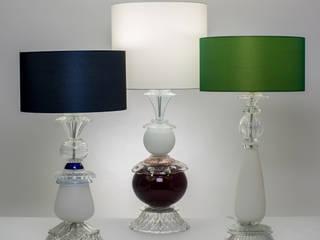 Glass Table Lamps: modern  door Studio Kalff, Modern