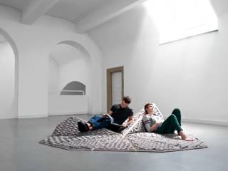 Sitting Island:  Wohnzimmer von Nora Werner Design