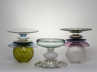 Table Pieces:   door Studio Kalff